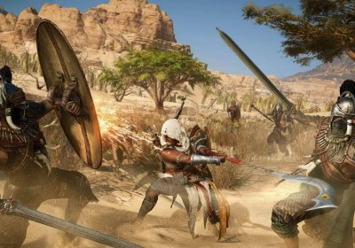 Assassin's Creed Origins: How Heavy Is It on Your CPU?