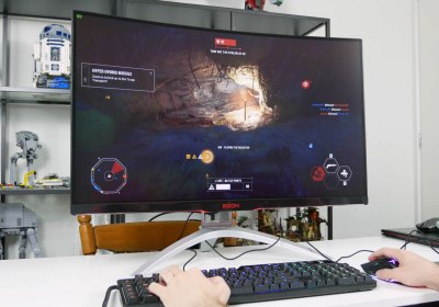 AOC Agon AG322QCX Review