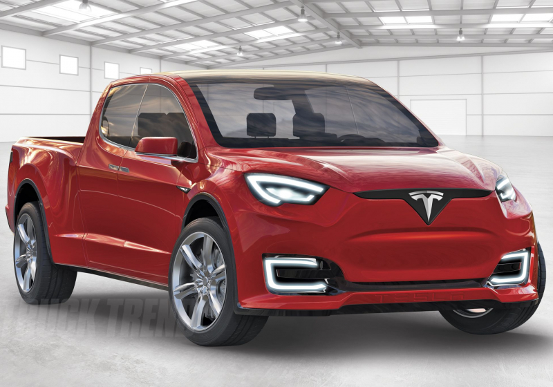 Tesla wants to build a pickup truck after 'Model Y' - TechSpot