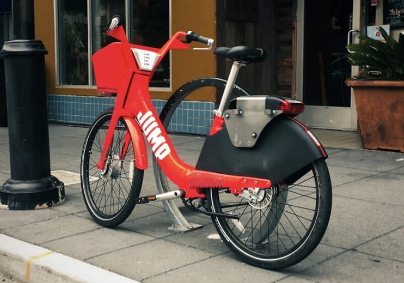 Uber Will Soon Be Bringing A Dockless Electric Bike