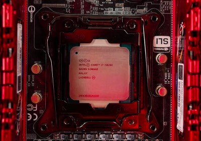 6-core/12-thread Core i7 for $200, i7-5820K Revisited