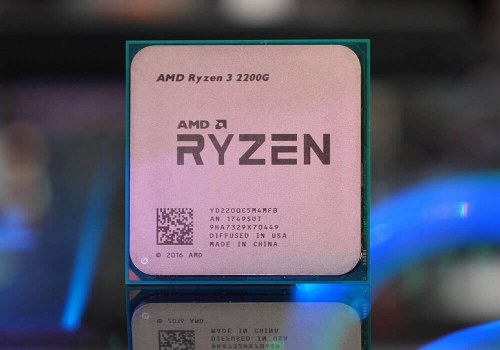 Ryzen CPU + Vega Graphics on a Chip: AMD Ryzen 5 2400G & Ryzen 3 2200G Review