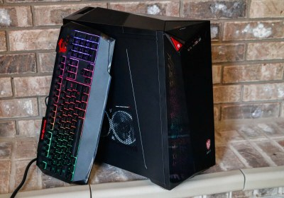 MSI Infinite X Gaming Desktop Review