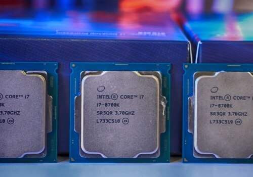 Top 5 CPUs for Gaming
