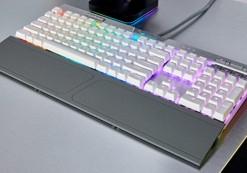 Corsair launches next generation K70 RGB MK 2 and Strafe RGB