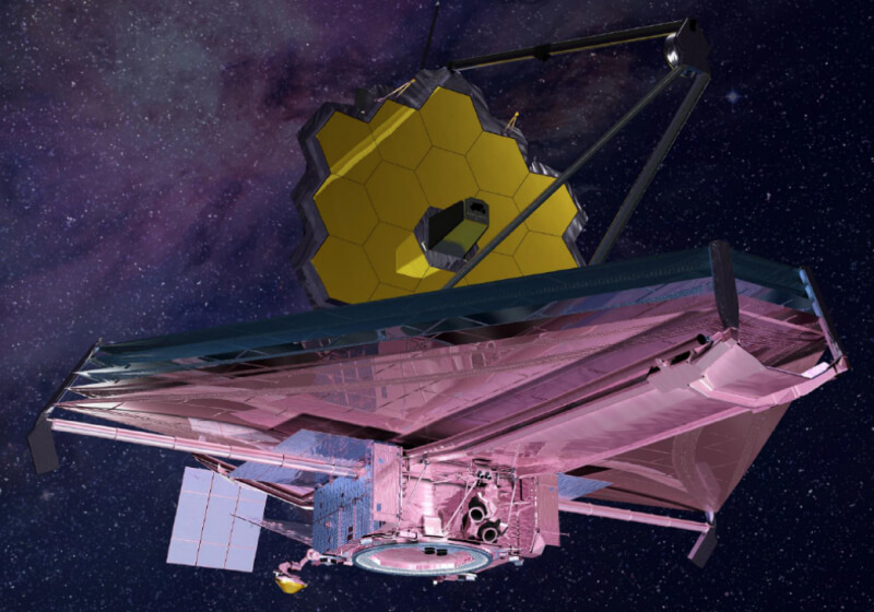 NASA suspends work on the James Webb Space Telescope thumbnail