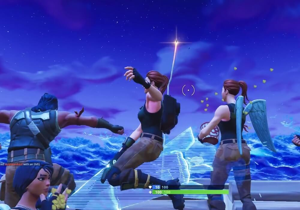 Fortnite Player Sabotages Rocket Launch Viewing Party Now Holds