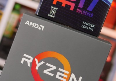 Ryzen 7 2700X vs. Core i7-8700K: 35 Game Benchmark