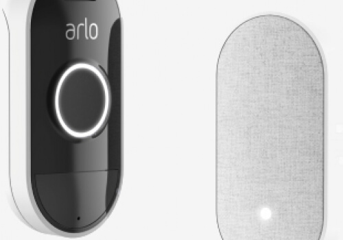 Netgear Adds Audio Doorbell And Chime To Its Arlo Home