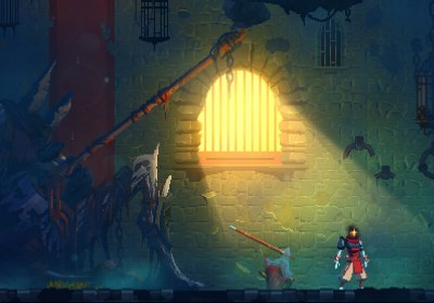 Dead Cells Review: Castlevania-inspired