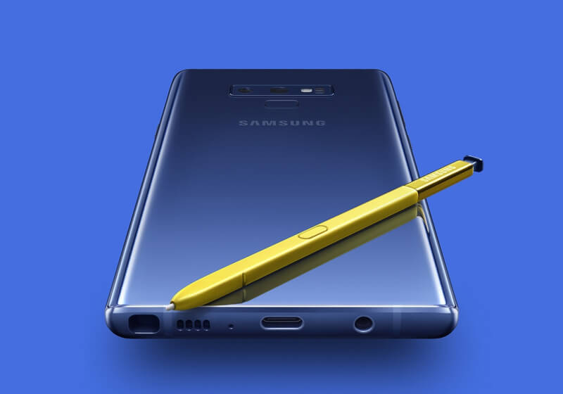 Samsung reportedly removing all physical buttons from the Galaxy Note 10