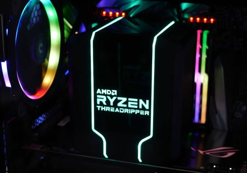 AMD Ryzen Threadripper 2990WX & 2950X Review