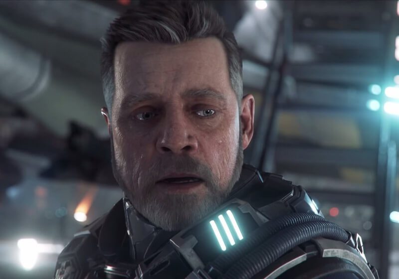 Star Citizen single-player mode gets new star-packed trailer