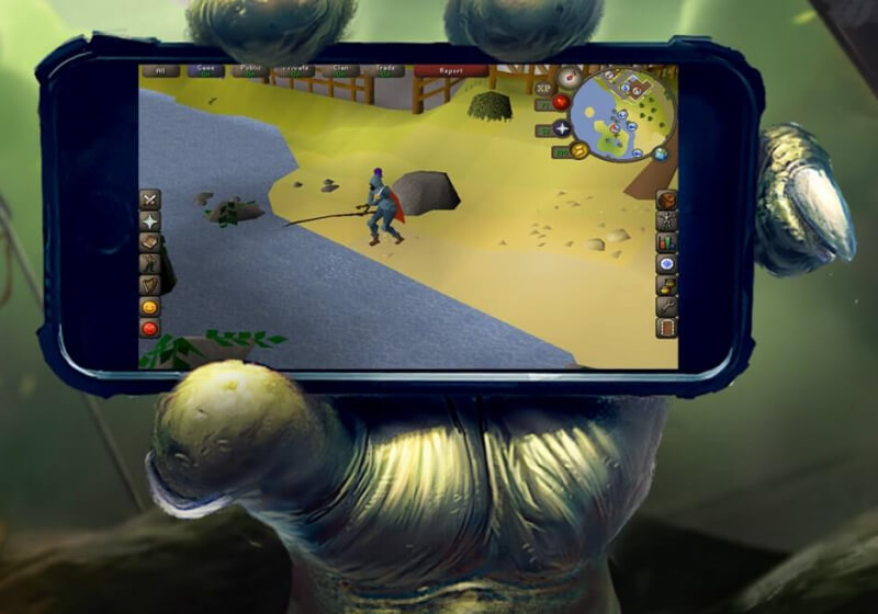 Old School RuneScape is now free to play on iOS and Android