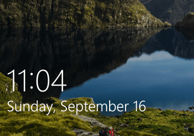 Add Windows 10 Lock Screen Pictures to Your Wallpaper Collection