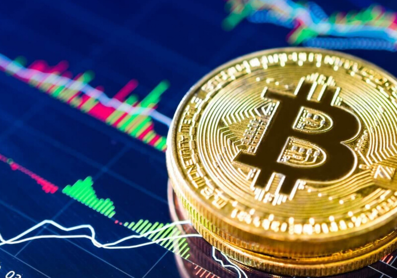 Bitcoin hits $5,000, its highest price in four months ...