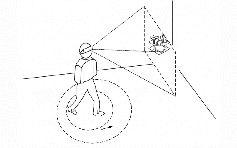 Patent Office Approves Googles Concept For Motorized Vr Shoes
