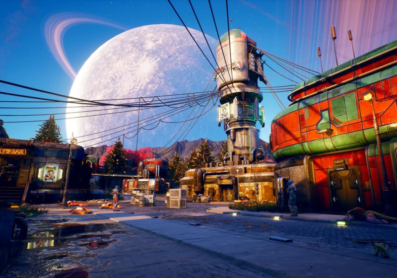 Obsidian reveals The Outer Worlds' PC system requirements