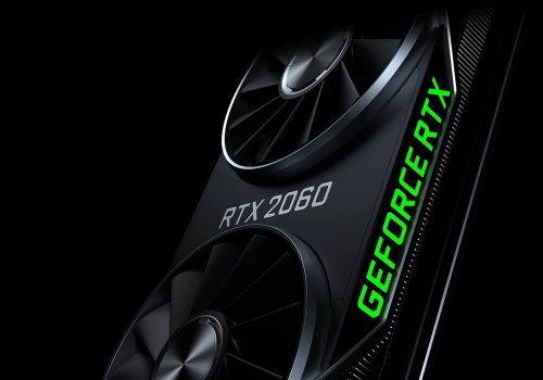 Nvidia GeForce RTX 2060 Review & Mega Benchmark