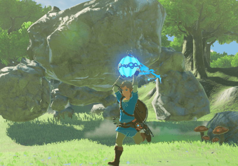 It's now possible to play Breath of the Wild on PC at 4K and