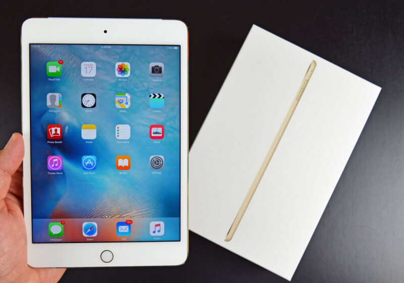 The iPad mini 5 will reportedly have the same design as its predecessor