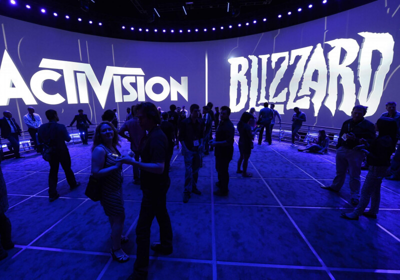 "Activision Blizzard's games were pulled from GeForce Now due to a ""misunderstanding,"" Nvidia says"