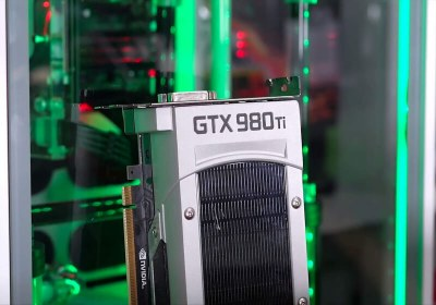 A Blast from the Past: GeForce GTX 980 Ti vs. GTX 1660 Ti vs. RTX 2060
