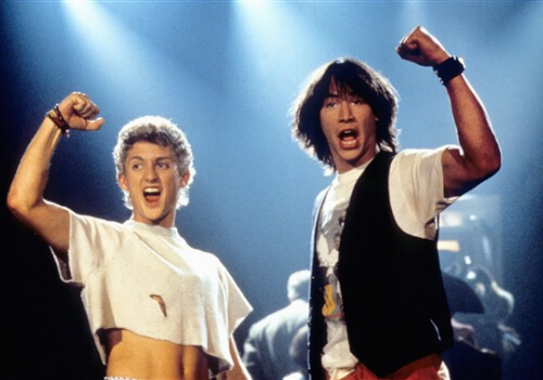 Bill & Ted will Return to the Big Screen After Nearly 30 Years