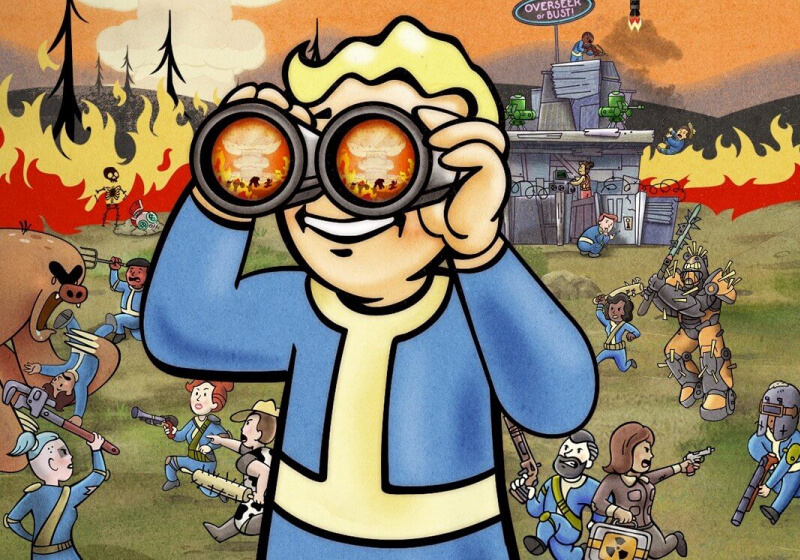 Bethesda is changing the lore of Fallout 76 to make the game