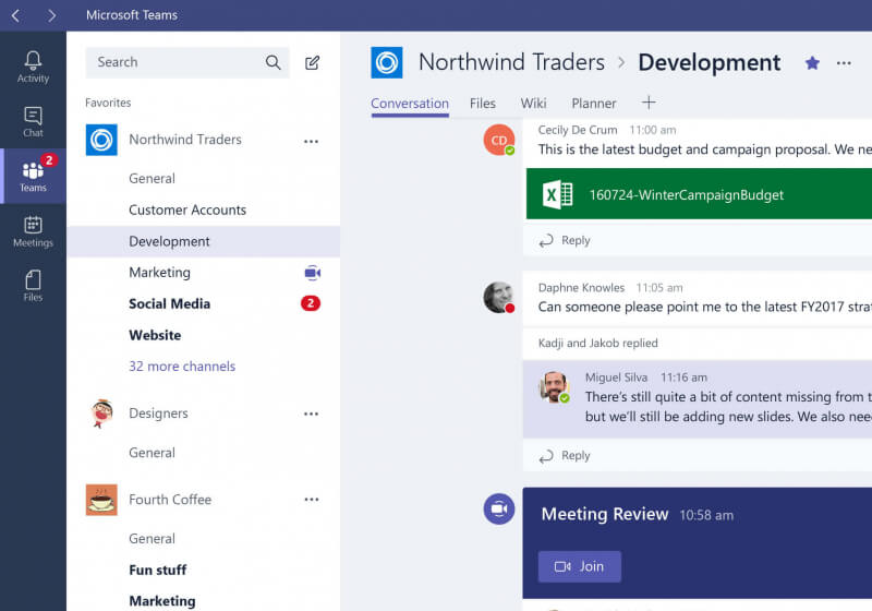 Microsoft Teams communication platform suffered a temporary outage due to an expired SSL certificate