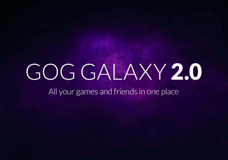 Cd Projekts All In One Game Launcher Gog Galaxy 20 Has