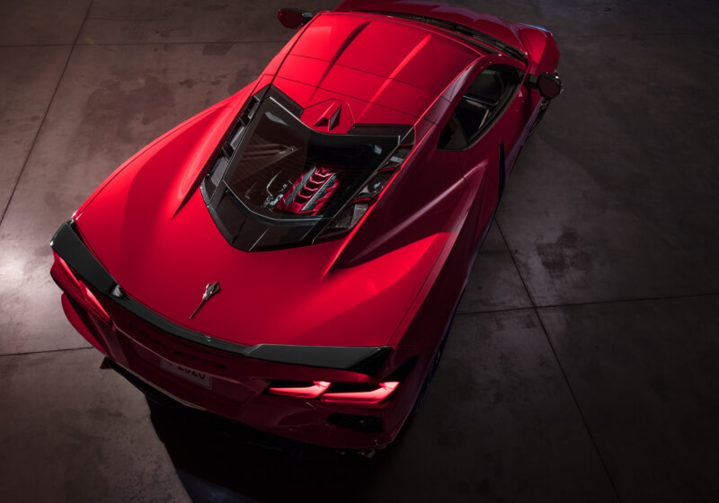 The 2020 Corvette is Chevy's first American supercar ...