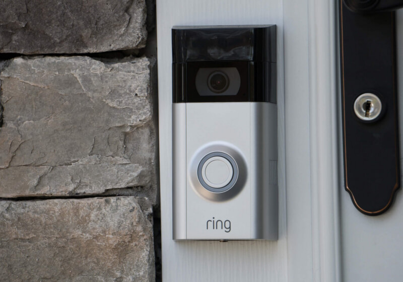 Amazon's Ring has partnerships with over 400 US police