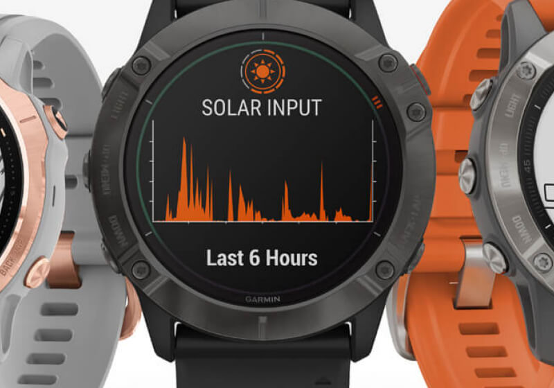garmin announces the fenix 6 series gps smartwatch with