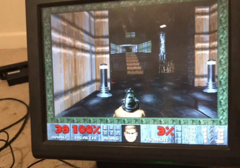 McDonald's cash register is the latest device to run Doom