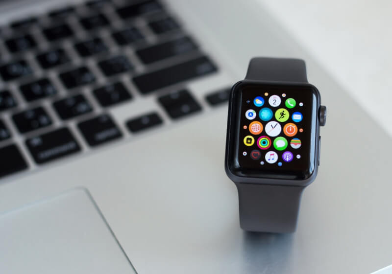 How to access a Zip drive using an Apple Watch
