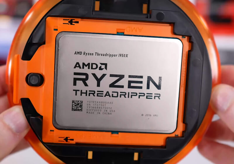 Next-gen Threadripper rumored to arrive on November 19