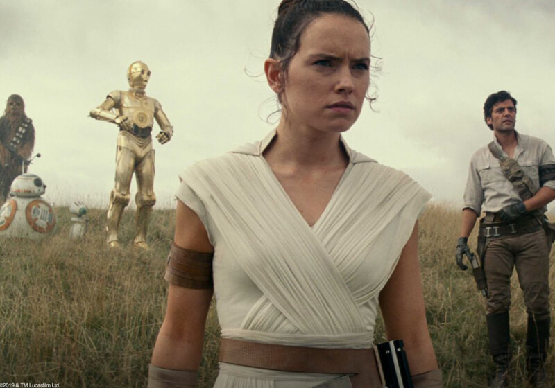 Star Wars: The Rise of Skywalker becomes Disney's seventh billion-dollar movie of 2019
