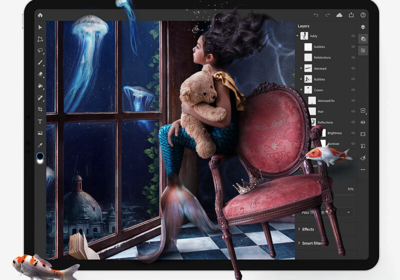 Adobe defends Photoshop for iPad after receiving a wave of poor reviews