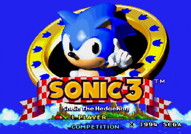 Sonic The Hedgehog 3 prototype discovered and put online for all to enjoy