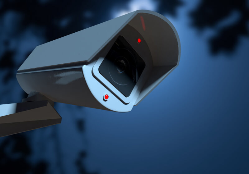 Report finds the US has the largest number of surveillance cameras per person in the world