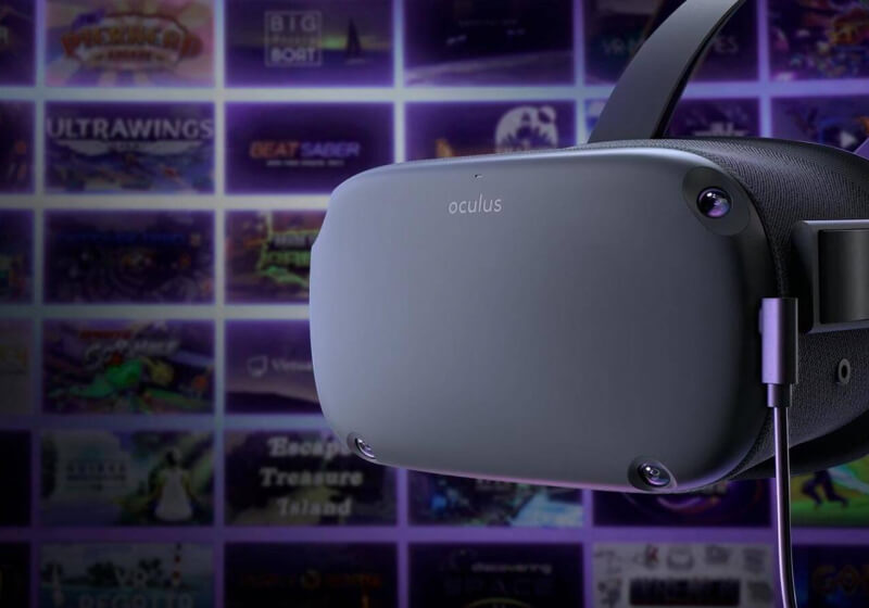 Oculus Link beta allows Quest users to play Rift games via PC connection