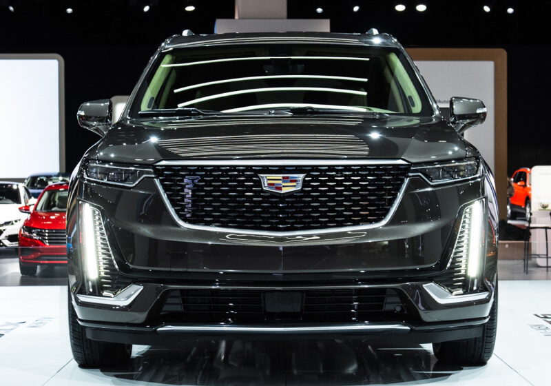 Cadillac's 2021 Escalade will feature an 'industry-first ...