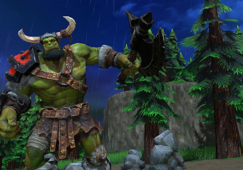 Warcraft III: Reforged Gets Pushed Back To Early 2020