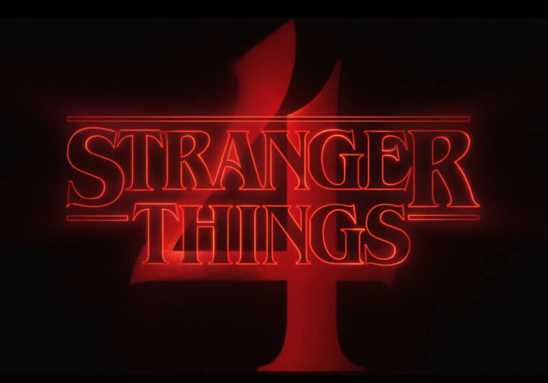 Netflix publishes chilling new Stranger Things 4 trailer
