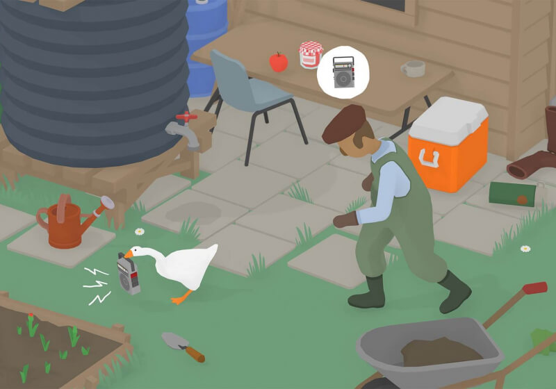 Untitled Goose Game takes GOTY at DICE awards