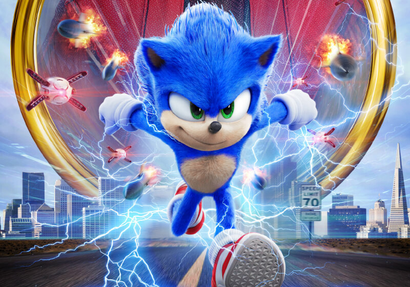 Sonic the Hedgehog sets a new benchmark for movies based on video games