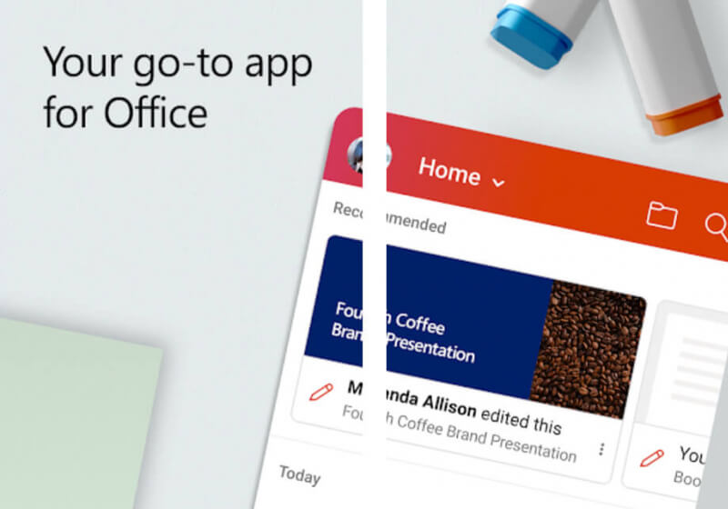 Microsoft releases all-in-one Office app for Android - TechSpot