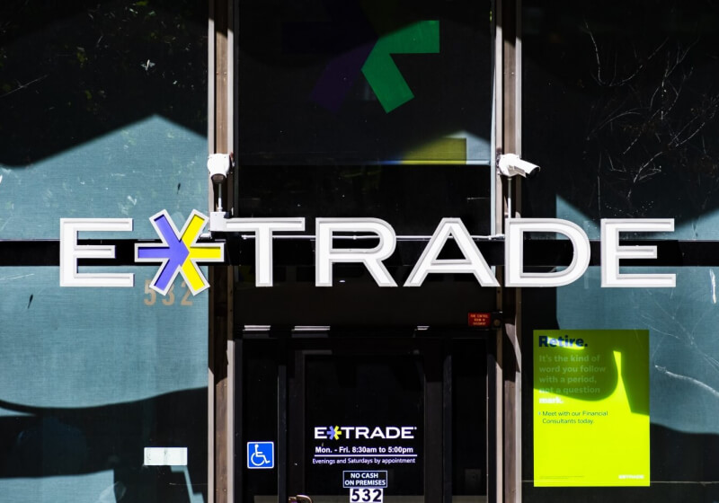 Morgan Stanley is buying E-Trade for $13 billion
