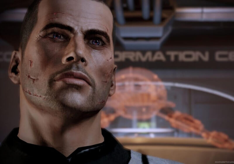 Most Mass Effect players chose to play as a good guy - TechSpot